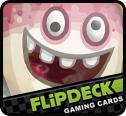 Flipdeck scubaradish