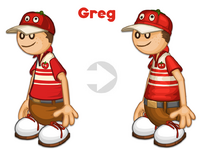 Greg Cleanup