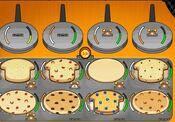 Bake papa's pancakeria