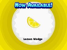 Lemon Wedge Scooperia