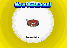 Bacon Mix (Pancakeria HD)