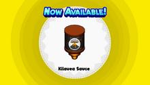 Kilauea Sauce
