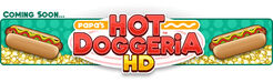 Papa's Hot Doggeria HD Blog Banner