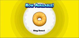 Ring Donut DTG! Unlocked