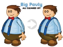 Big Pauly Cleanup