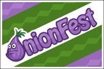 Onionfest Poster