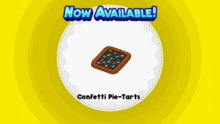 Confetti Pie-Tarts PHD