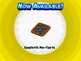 Confetti Pie-Tarts