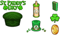 Cupcakeria HD - St Paddy's Day Toppings