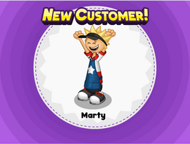 Marty BBQ Unlock