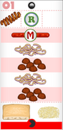 Hope's Cheeseria order during Portallini Feast