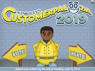 Kingsley's Customerpalooza 2019 - Front