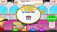 Special Prize - Cheesy Chicken (TG)