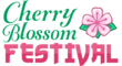 Cherry Blossom Festival New Logo