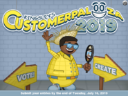 Kingsley's Customerpalooza 2019 - Create