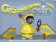 Kingsley's Customerpalooza 2019 - Create