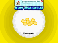 Pineapple - Cheeseria To Go!