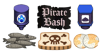 Pirate Bash Holiday Ingredients - Cheeseria To Go