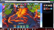 Prudence is a Phoenix dragon