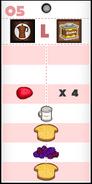 Roy's Pancakeria Order