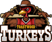 Toastwood Turkeys - Logo