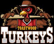 Toastwood Turkeys - Logo