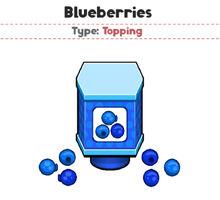 Blueberries (PTG)