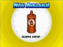 Unlocking maple syrup