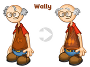 Wally Cleanup