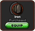 A4 Iron