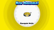 Pineapple Relish (HHD)