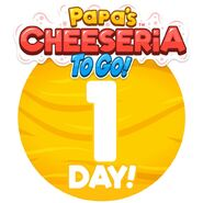 Cheeseria To Go - 1 Day Left