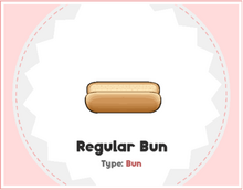 Regular Bun (HHD)