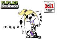 Flipline studios maggie 101 dalmatian street