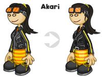 Akari Cleanup