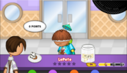 Angry LePete