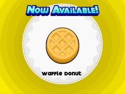 Papa's Donuteria - Waffle Donut