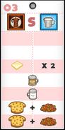 Edna's Pancakeria Order
