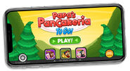 Papa's Pancakeria To Go iphonex