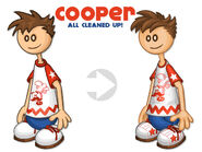 Cooper clean