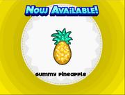 Papa's Cupcakeria -Gummy Pineapple