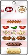 Alberto Hot Doggeria HD Orden