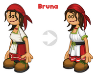 Bruna Cleanup