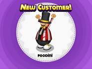 Foodini new outfit