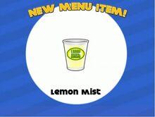 Unlock lemon mist