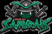 Sakura Bay Samurais - Logo