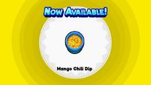 Mango Chili Dip (Papa's Wingeria To Go!)