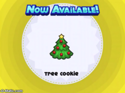 Papa's Cupcakeria - Tree Cookie