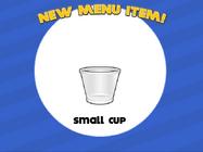 Papa's Freezeria - Small Cup