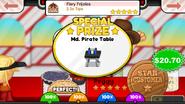 Special Prize - Fiery Frijoles (TG)